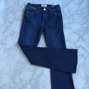 Perfect flare jean with high waist 27